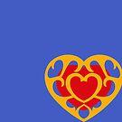 Fill your Heart – Gold von Ellihanna