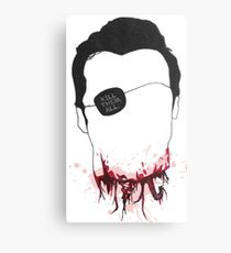 The Governor's head Canvas Print