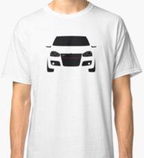 VW Golf GTI mk5 - Silhouette Classic T-Shirt