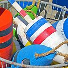 Basket Of Buouys by phil decocco