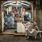 The Butcher #0201 by Michiel de Lange