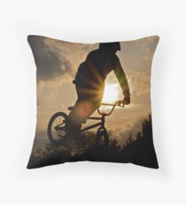 Sun Air Throw Pillow