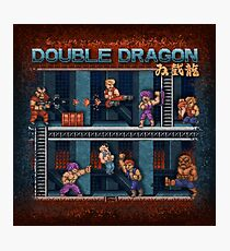 Dragon Double Photographic Print