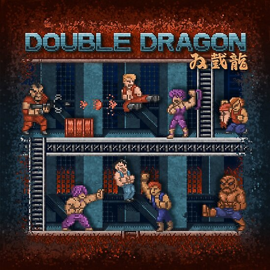 Dragon Double by likelikes