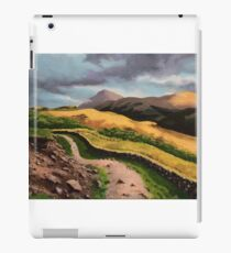 Hiking Glencoe iPad Case/Skin