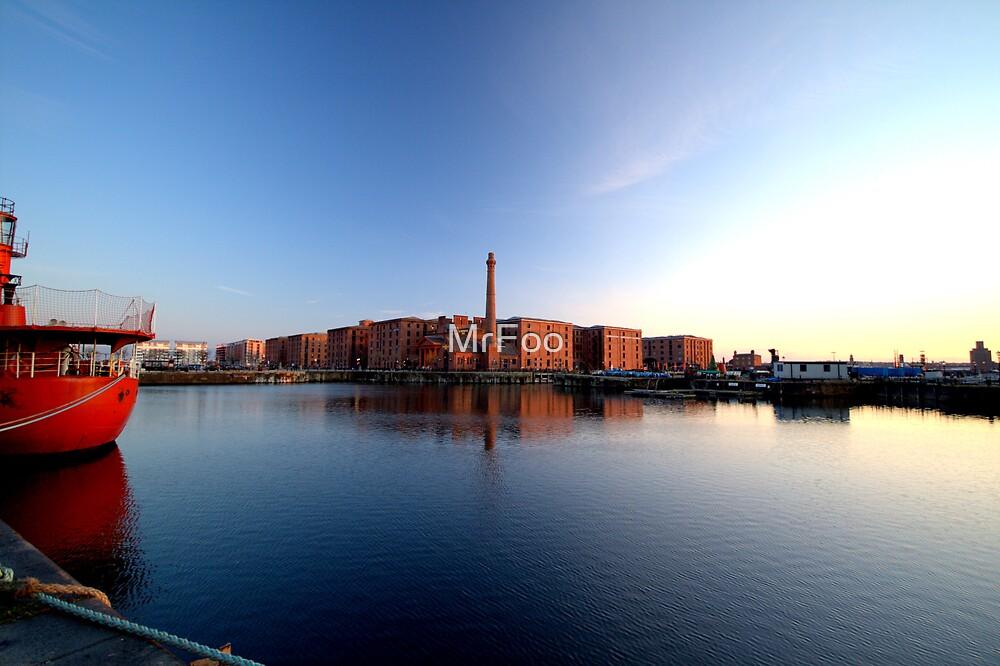 Albert Dock by MrFoo