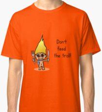 Demanding hairdo Classic T-Shirt