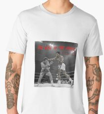 King Muhammad Ali Boxeo Boxing panther Men's Premium T-Shirt