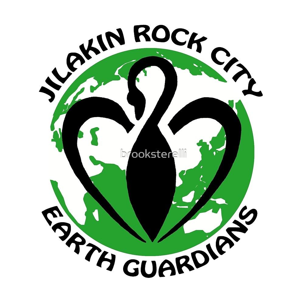 JRC Earth Guardians Logo by brooksterelli