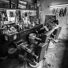 Slow Day at Work  by Michiel de Lange