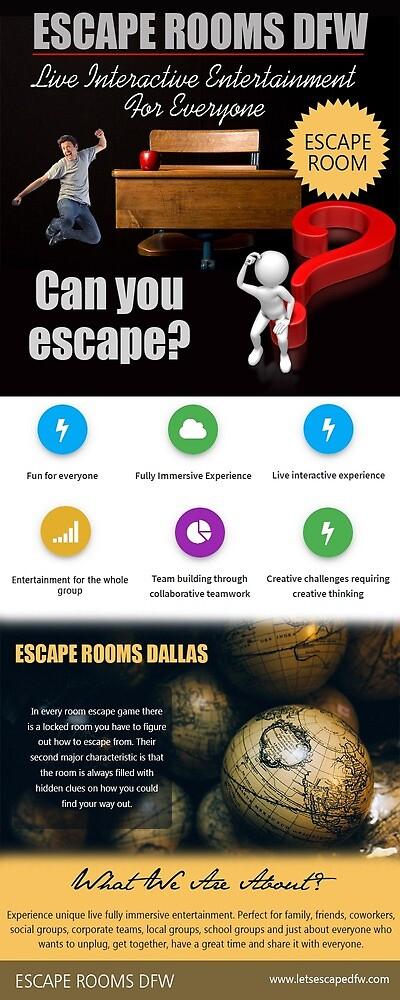 Escape Rooms DFW by Escape Rooms Dallas