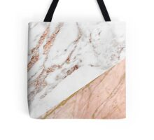 Quot Rose Gold Marble Blended Quot Throw Pillows By Peggieprints