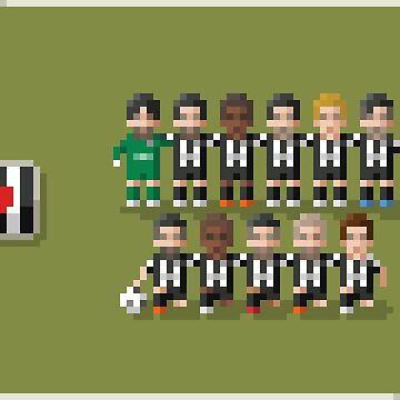 TR.BE 15.16 by 8bitfootball