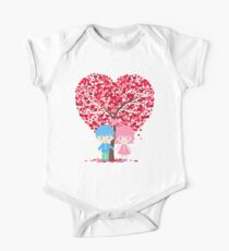 under the tree of love Kids Clothes