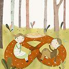 Hansel and Gretel by Judith Loske
