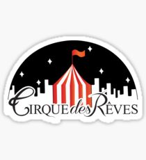 THE NIGHT CIRCUS Sticker