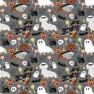 Dachshund dog breed halloween dog costume doxie dachsie pet friendly pattern by PetFriendly