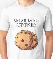 Valar more Cookies T-Shirt