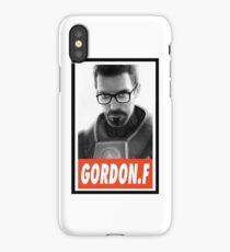 -GEEK- Gordon Freeman iPhone Case/Skin