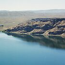 Columbia river in Washington by Amber Finan