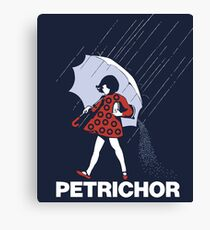 PETRICHOR - Phish Canvas Print