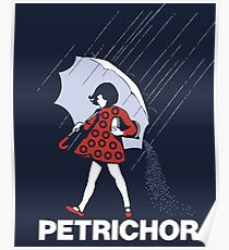 PETRICHOR - Phish Poster