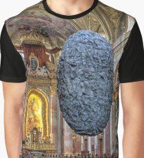 Jesuitenkirche, Vienna Austria Graphic T-Shirt