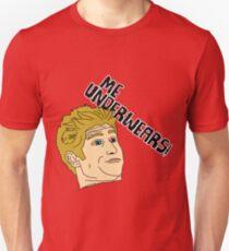 The Room: Me Underwears T-Shirt