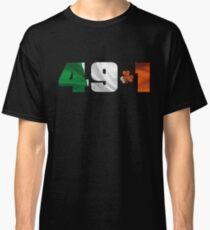Conor McGregor Floyd Mayweather Fight August 26th Classic T-Shirt