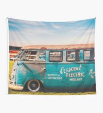 Vintage Dublove Wall Tapestry