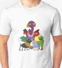 Birdshirt Hemsworth Unisex T-Shirt