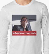 Jeff Goldblum Laugh  Long Sleeve T-Shirt