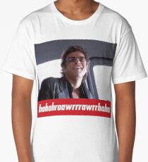 Jeff Goldblum Laugh  Long T-Shirt