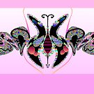 Butterfly Tee by Dayonda