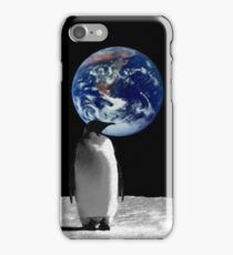 Penguins in High Places iPhone Case/Skin