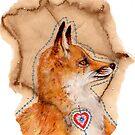 Sister Fox Spirit by Beth Clark-McDonal