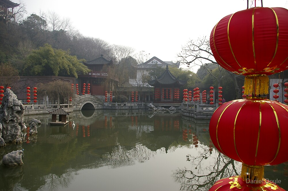 Chinese New Year by Daniel Doyle
