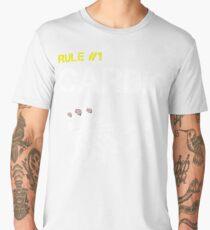 Zombie Survival Rule #1 Cardio Men's Premium T-Shirt