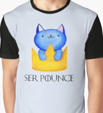 Camiseta gráfica Ser Pounce-a-lot