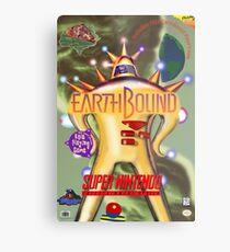 Earthbound Restored Rare Poster  Metal Print