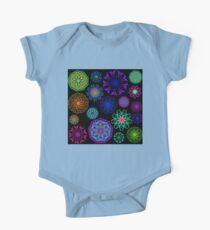 Bright Flowers  Kids Clothes