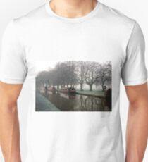 Visitor Moorings Beside Shobnal Fields T-Shirt