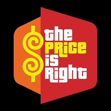 The Price Is Right Merchandise by MeganHatcher