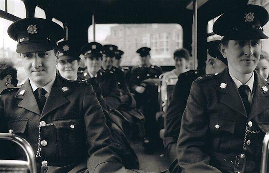 Transport Police by Philip  Rogan