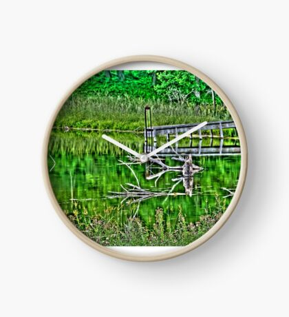 So Surreal Clock