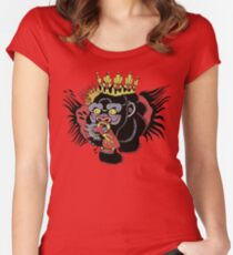 legend tatoo Women's Fitted Scoop T-Shirt