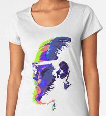 notorious neon bulb Women's Premium T-Shirt