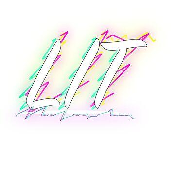 Lit by ahmedburdette