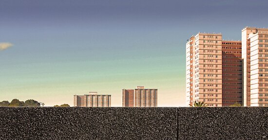Housing Commission: Collingwood by Paul Vanzella