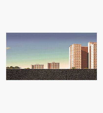 Housing Commission: Collingwood Photographic Print